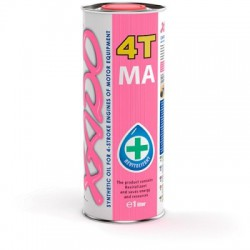 XADO ატომური Oil 10W-60 4T MA SuperSynthetic