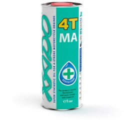 XADO ატომური Oil 10W-40 4T MA SuperSynthetic