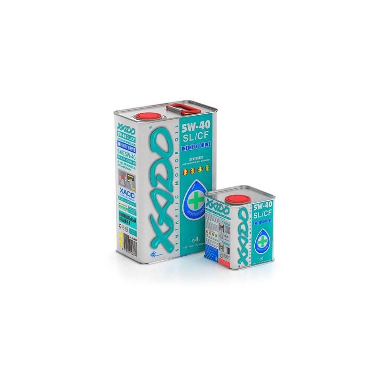 XADO Atomic Oil 5W-40 SL/CF Infinity Drive