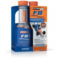 F8 Complex Formula (Diesel) - protection of the diesel engine