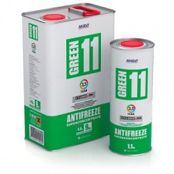 Antifreeze Green 11 Concentrate for Cooling Systems