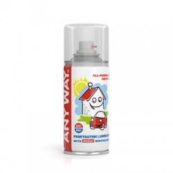 VERYLUBE Penetrating lubricant spray ANY WAY