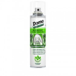 Disinfectant shoe deodorant
