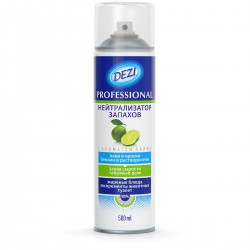 Deodorizer Professional (Lime scent)