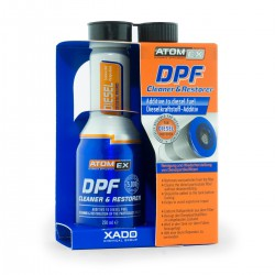 AtomEx DPF cleaner and restorer