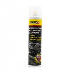 Atomex Foam A / C System Cleaner +